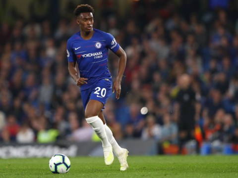 Chelsea manager Frank Lampard provides positive update on Callum Hudson-Odoi's return from injury