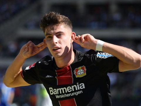 Liverpool in race for Kai Havertz with Bayern Munich, Real Madrid, Barcelona, PSG and Dortmund