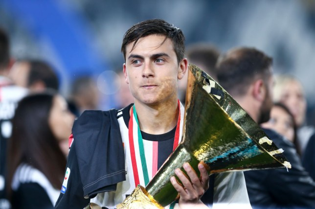 Paulo Dybala's agent has been in talks with Manchester United this week