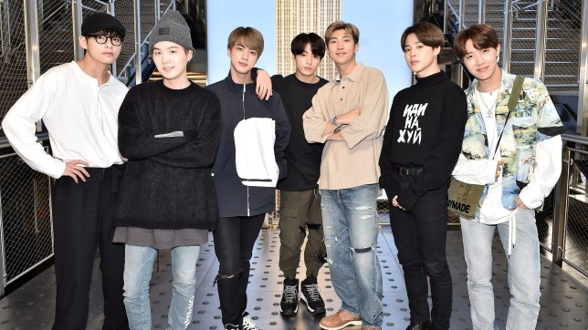 Why weren't BTS at the Teen Choice Awards? | Metro News