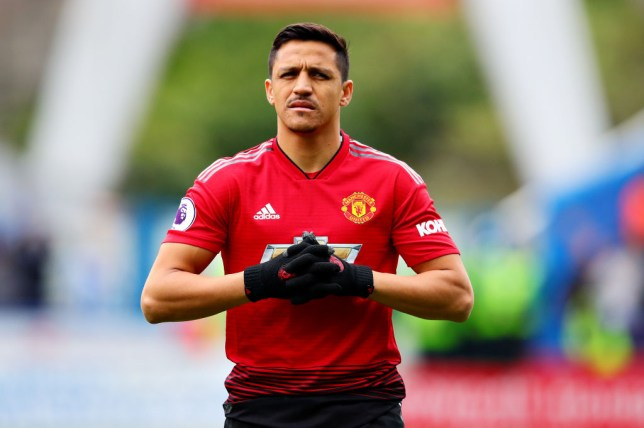 Alexis Sanchez's Manchester United career could be over (Picture: Getty)