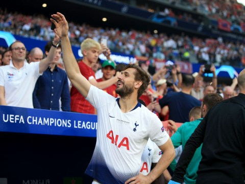 Man Utd manager Ole Gunnar Solskjaer responds to Fernando Llorente transfer speculation