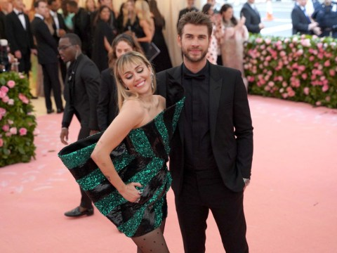 What have Miley Cyrus and Liam Hemsworth said since their split?