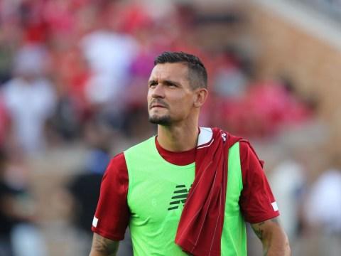 Dejan Lovren on verge of £15m Liverpool exit after Roma open talks
