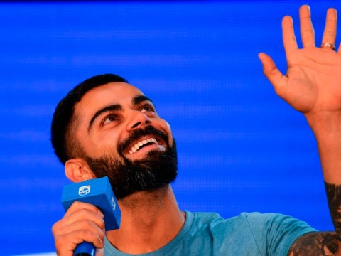 Virat Kohli names the 'beast' who will replace 'legends' Cristiano Ronaldo and Lionel Messi