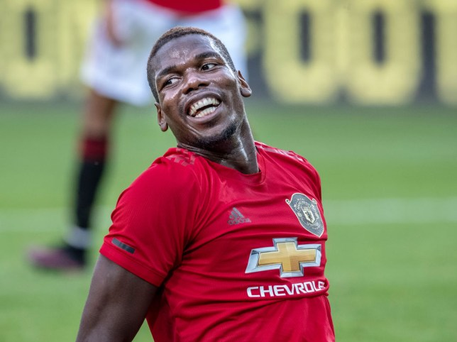 Paul Pogba has given assurances to Manchester United