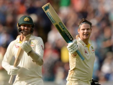 Ashes 2019: Steve Smith scores brilliant century to rescue Australia in first Test