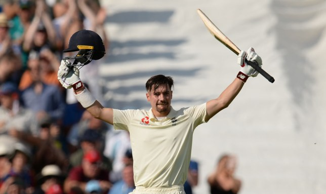 Rory Burns scored his maiden Test century as England frustrated Australia