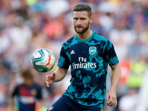 Arsenal still hoping to sell Shkodran Mustafi and Mohamed Elneny after close of transfer window