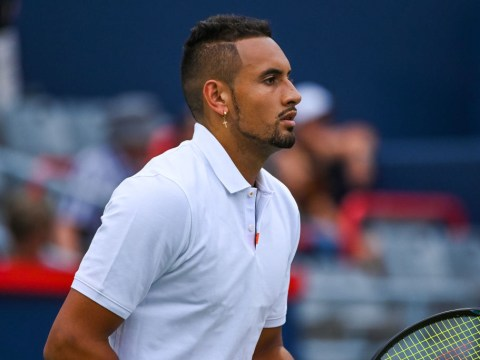 Nick Kyrgios calls umpire a 'f***ing tool' in latest astonishing meltdown