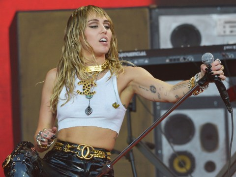 Miley Cyrus sings about 'letting go' in new track Slide Away amid Liam Hemsworth split