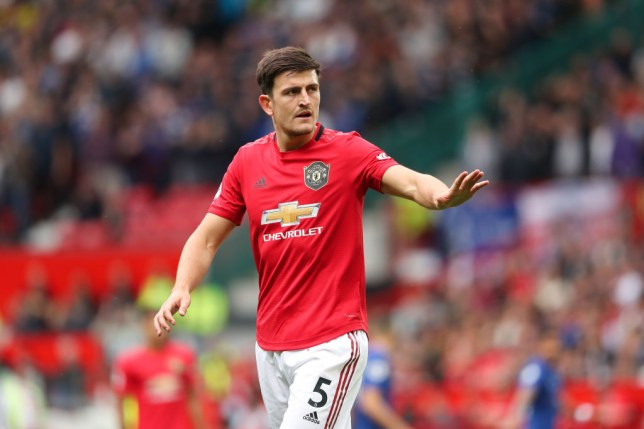 Harry Maguire demanded clean sheet from team-mates after fourth goal