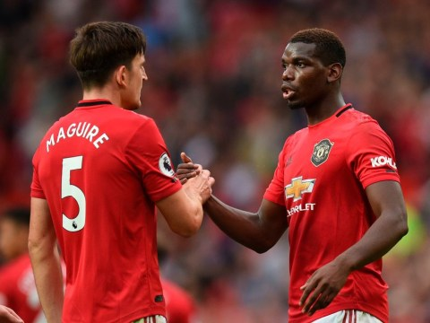 Ole Gunnar Solskjaer should strip Harry Maguire and make Paul Pogba Manchester United captain, says Tim Sherwood