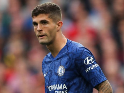 Frank Lampard explains why Christian Pulisic started on bench against Manchester United