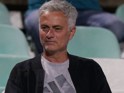 Former Manchester United boss Jose Mourinho wants Real Madrid return