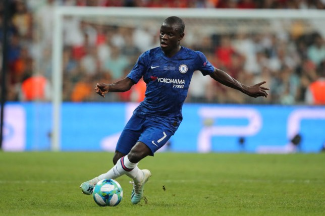 N'Golo Kante speaks out on his midfield role under Frank Lampard