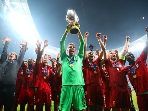 Adrian reacts to 'crazy week' at Liverpool after Super Cup penalty shootout heroics against Chelsea