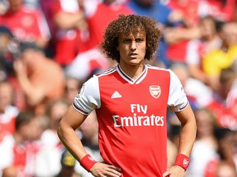 Unai Emery explains Arsenal team selection as David Luiz and Dani Ceballos start but Mesut Ozil misses out