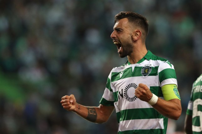 bruno fernandes - photo #17