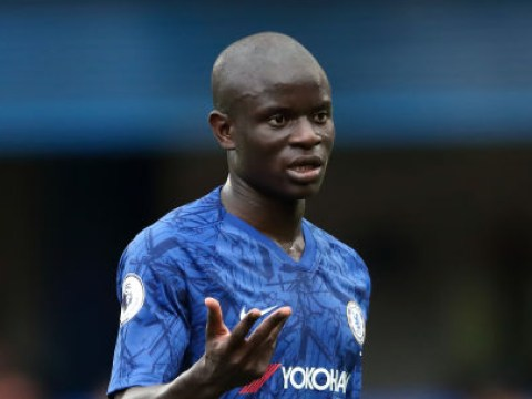 Frank Lampard calls on France to leave out N'Golo Kante after Chelsea midfielder's injury woes