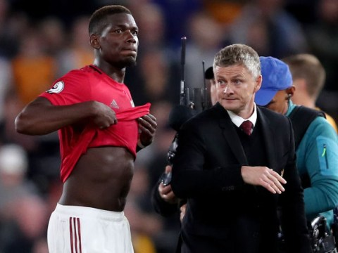 Paul Pogba and Marcus Rashford both on penalty duties for Manchester United