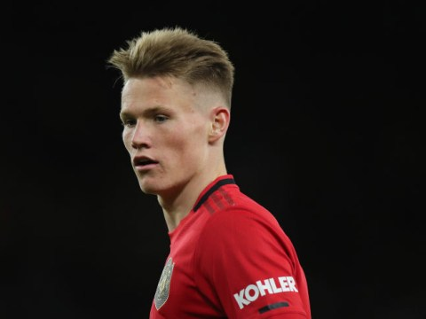 Scott McTominay urges Manchester United owners to stick by Ole Gunnar Solskjaer