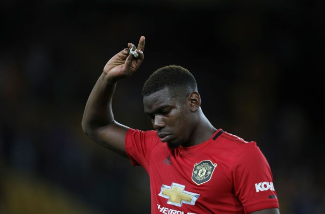 Man Utd great Andy Cole has criticised Gary Neville's comments on Paul Pogba's penalty miss