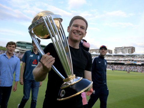 Eoin Morgan speaks out on England captaincy future after World Cup triumph
