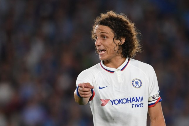 David Luiz is having a medical at Arsenal (Picture: Getty)