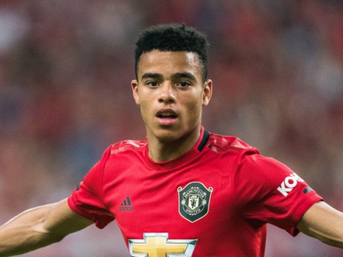 Ole Gunnar Solskjaer happy to put his trust in Manchester United youngster Mason Greenwood
