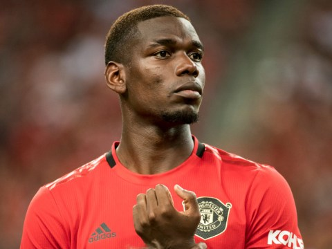 Paul Pogba demanded to leave Manchester United before pulling himself out of AC Milan friendly