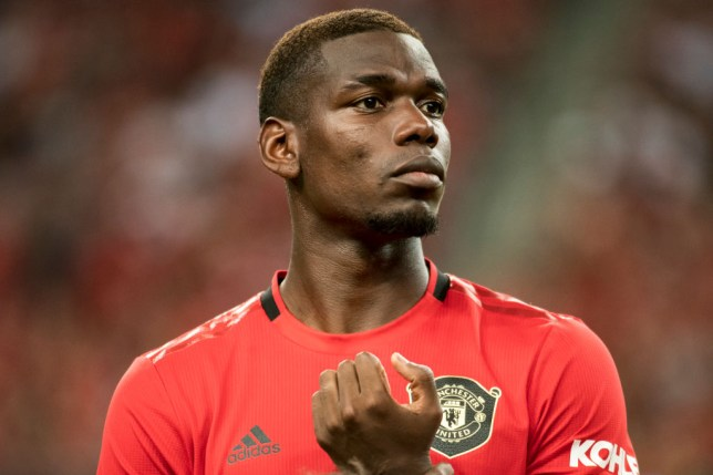 Paul Pogba was keen to leave Manchester United this summer