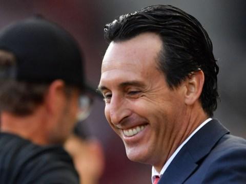Unai Emery pleased with Joe Willock and Matteo Guendouzi performances despite Liverpool loss