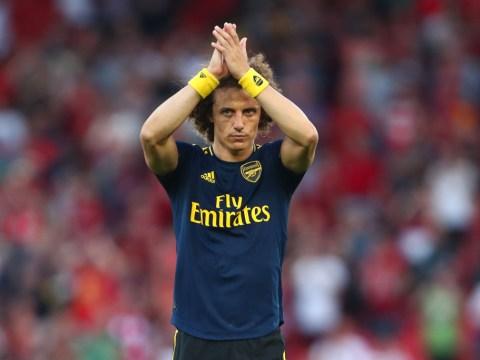Simon Jordan calls new Arsenal signing David Luiz a 'show pony'