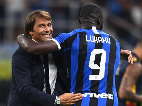 Antonio Conte praises 'gentle giant' Romelu Lukaku after Inter Milan debut goal