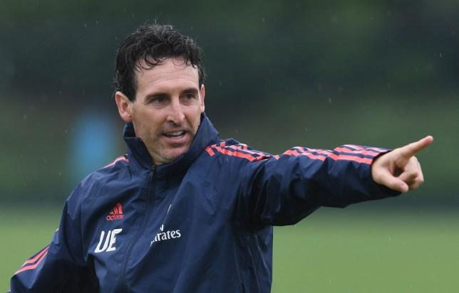 Unai Emery reveals Arsenal's centre-back transfer plans and discusses Koscielny's future