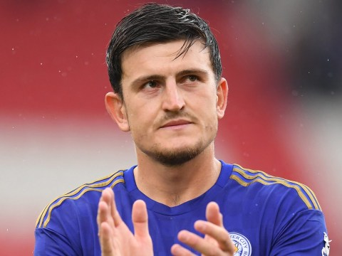 Pep Guardiola reveals why Manchester United beat Man City to Harry Maguire signing