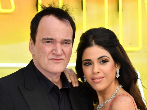 Who is Quentin Tarantino's wife Daniella Pick as they announce pregnancy?