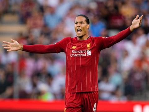 Virgil van Dijk reveals Jordan Henderson was an 'important factor' in him joining Liverpool