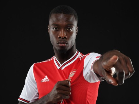 Eric Bailly sends bizarre welcome message to Nicolas Pepe after sealing Arsenal transfer