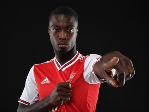 Unai Emery reveals his plan for Arsenal record signing Nicolas Pepe after Barcelona defeat