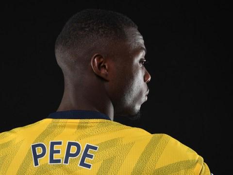 Unai Emery names the three reasons Arsenal smashed their transfer record to sign Nicolas Pepe