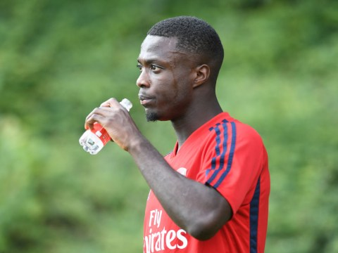 Lille manager Christophe Galtier surprised by Nicolas Pepe's decision to join Arsenal