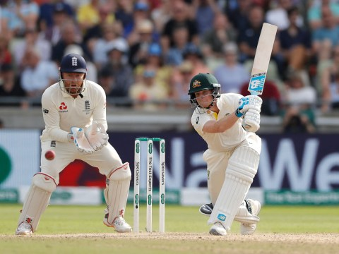 Steve Smith gives Australia slender lead over England in thrilling first Ashes Test