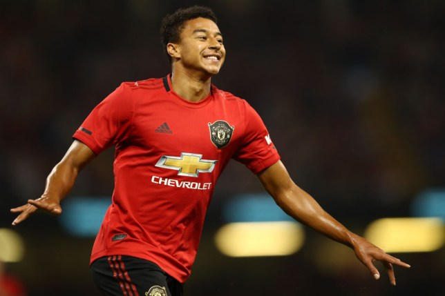 Jesse Lingard has impressed Ole Gunnar Solskjaer this summer (Picture: Getty)