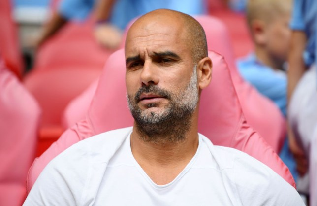 Pep Guardiola has rated Manchester City's rivals' title chances
