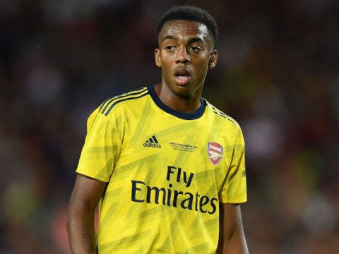 Joe Willock reavels how Dani Ceballos has impressed Arsenal squad in training