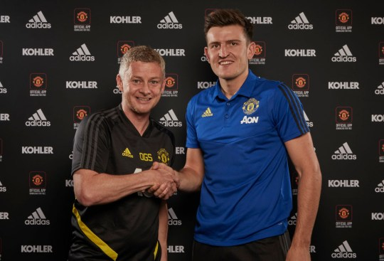 United beat City to Maguire's signature (Picture: Getty)