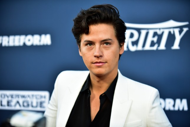 Cole Sprouse attends Variety's Power of Young Hollywood at The H Club Los Angeles