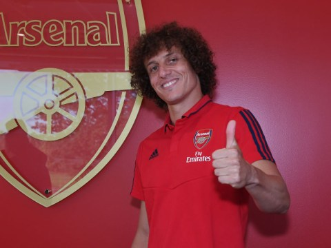 David Luiz looking forward to joining fellow summer signings Nicolas Pepe and Dani Ceballos at Arsenal